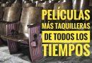 Películas más taquilleras de todos los tiempos en España