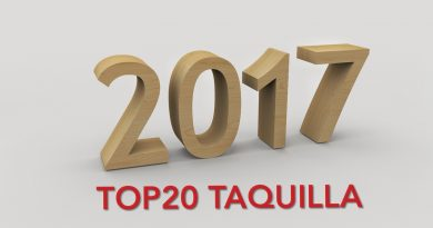 Taquilla 2017