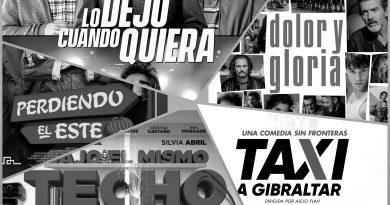 La CRISIS en taquilla del cine español