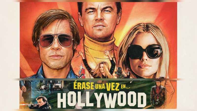 Erase una vez en Hollywood