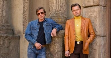 El penúltimo regreso de Tarantino