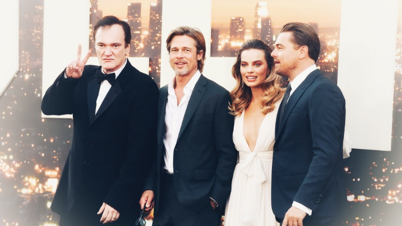 Quentin Tarantino y su paso por taquilla