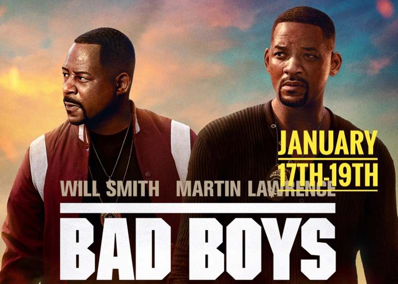 Will Smith vuelve a dar en el clavo de la taquilla con Bad Boys