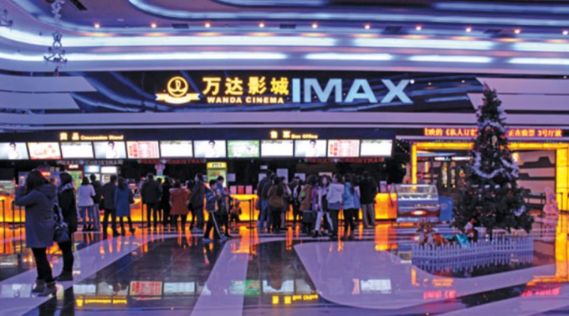 China abrirá sus cines en junio