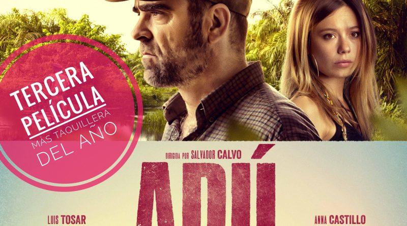 Adú es la tercera película más taquillera de 2020