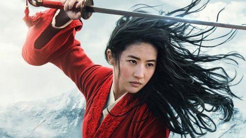 Mulan estreno