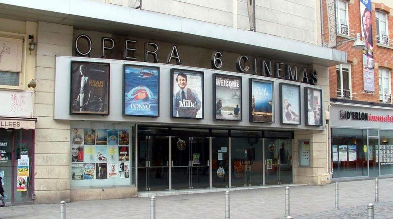 Los cines en Francia podrán abrir a partir del 22 de junio