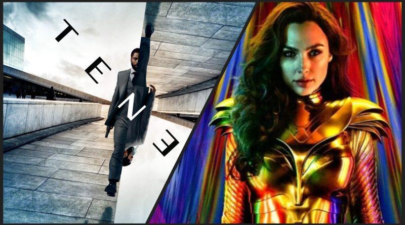 Tenet y Wonder Woman retrasan su estreno