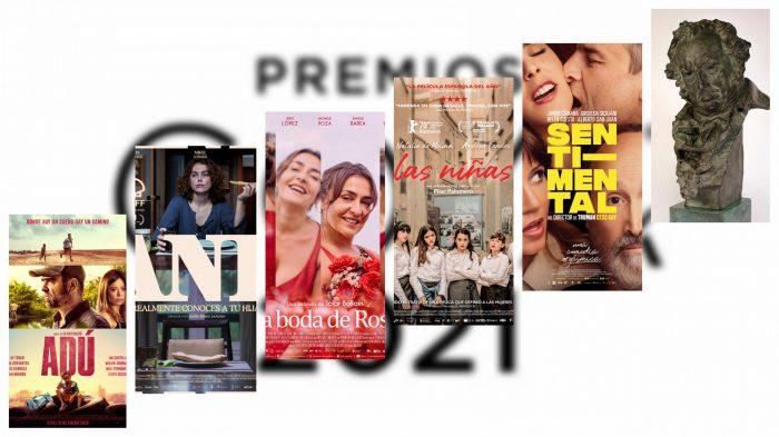 Las candidatas a los Goya 2021 y su paso por taquilla